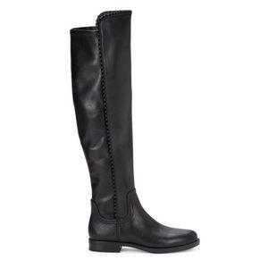 FRANCO SARTO Charlotte Knee High Leather Boots